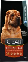 Cibau Sensitive Lamb & Rice 12kg + 2kg ZDARMA