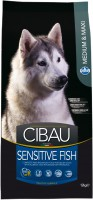 Cibau Sensitive Fish & Rice 12kg + 2kg ZDARMA